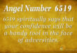 6519 angel number