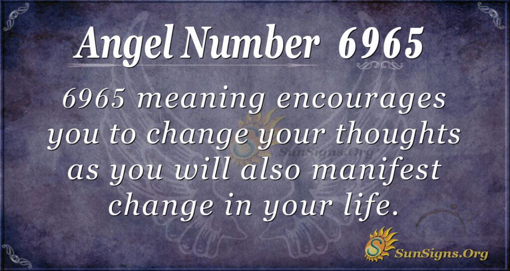 6965 angel number