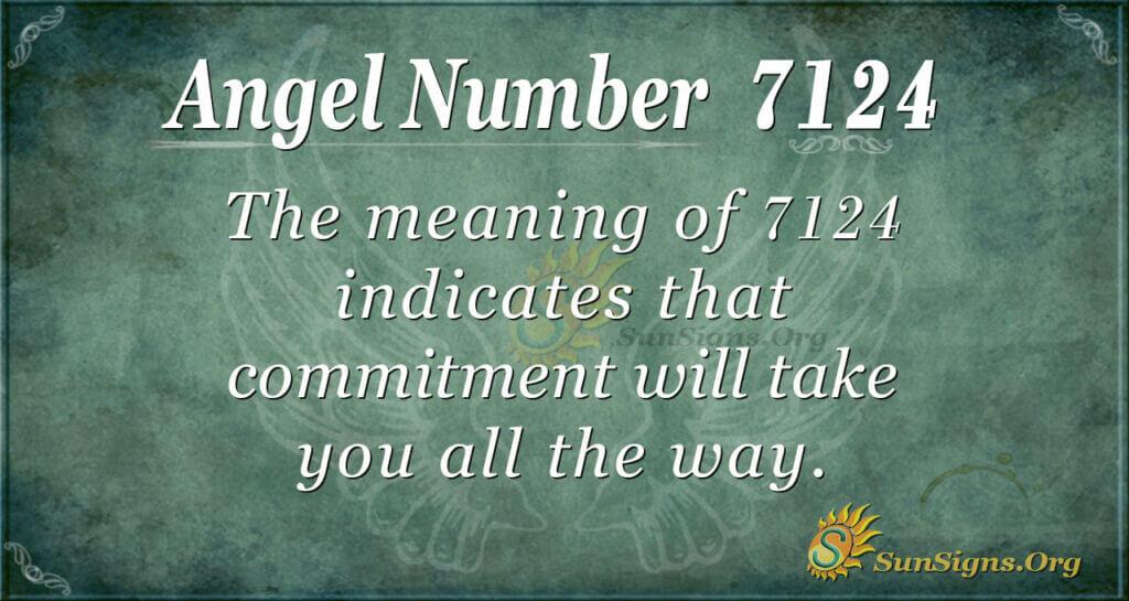7124 angel number