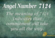 7124 angel number