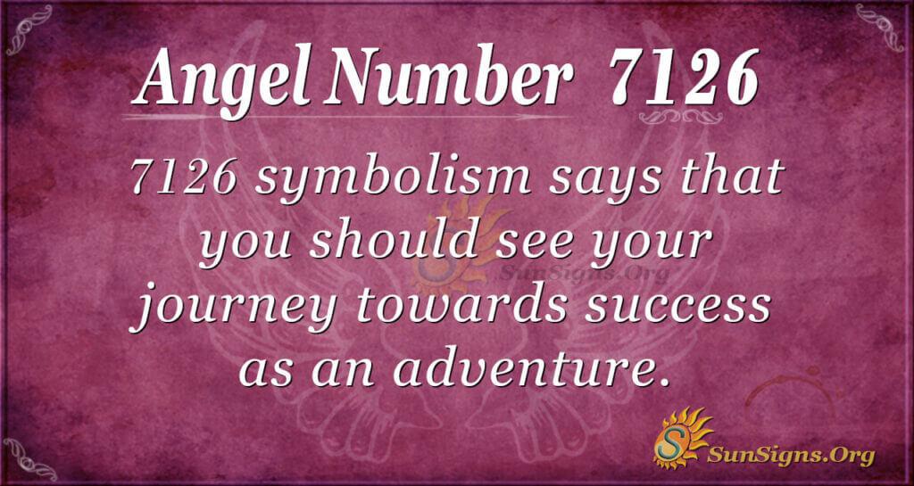 7126 angel number