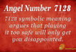 7128 angel number