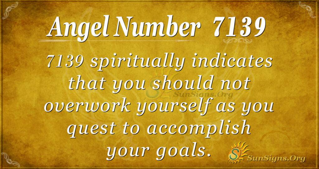 7139 angel number