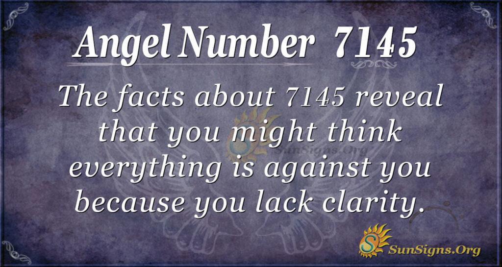 7145 angel number