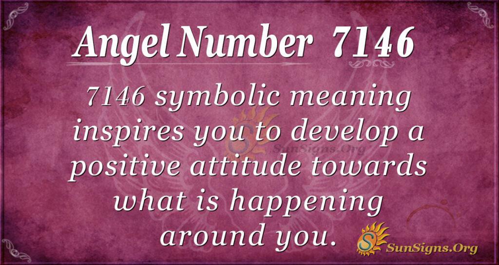 7146 angel number