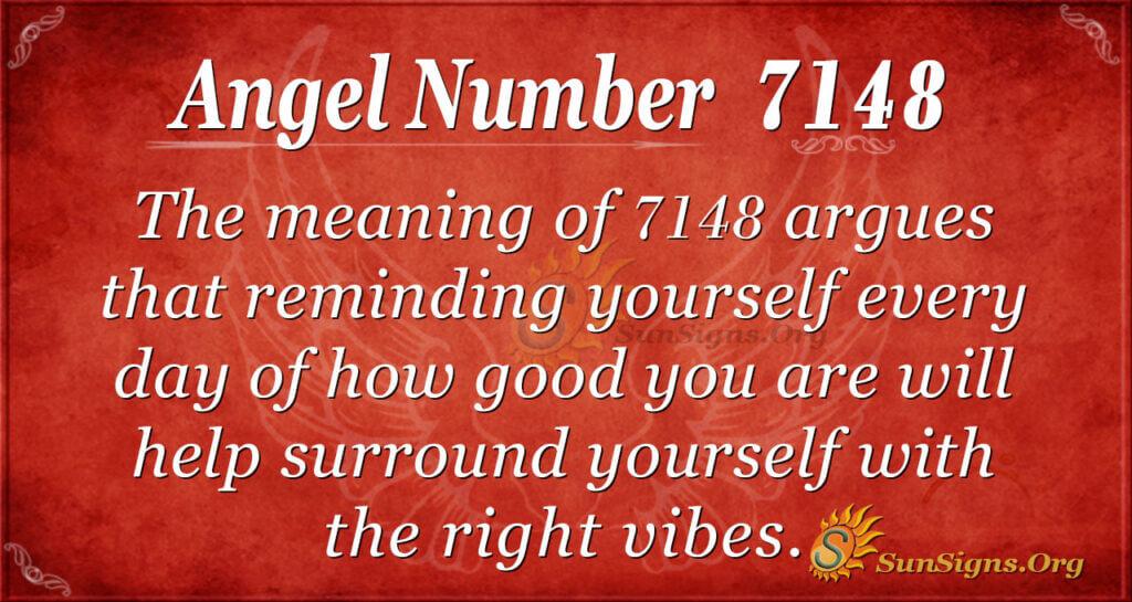 7148 angel number