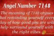 7148 angel number