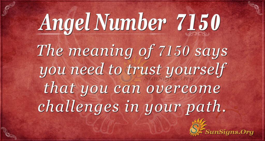 7150 angel number
