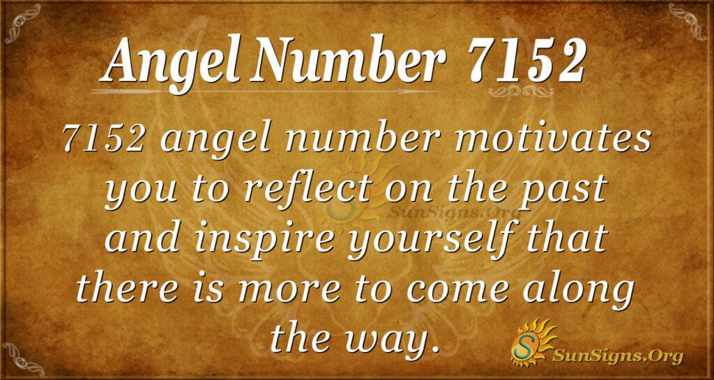 7152 angel number