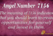7156 angel number