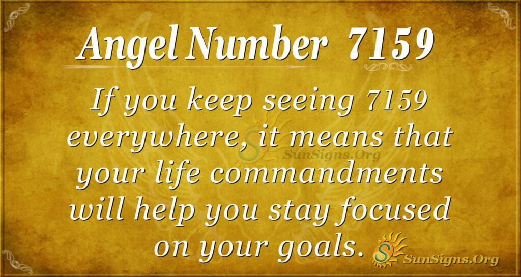7159 angel number