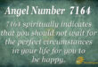 7164 angel number