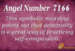 7166 angel number