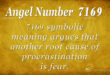 7169 angel number