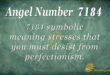 7684 angel number