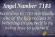 7185 angel number