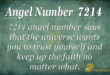 7214 angel number