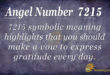 7215 angel number