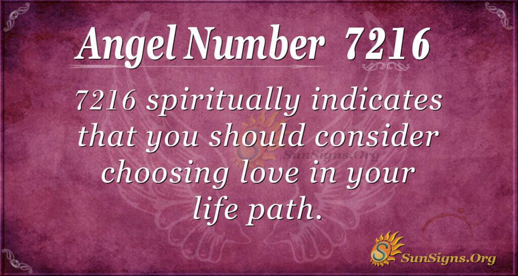 7216 angel number