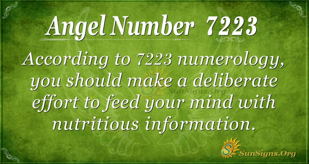 7223 angel number