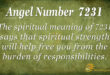 7231 angel number