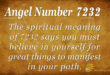 7232 angel number