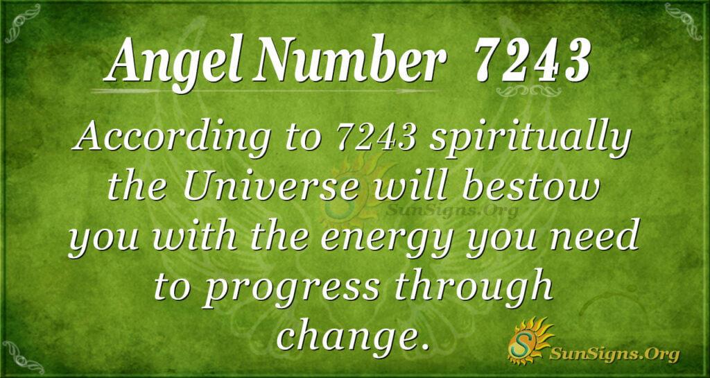 7243 angel number