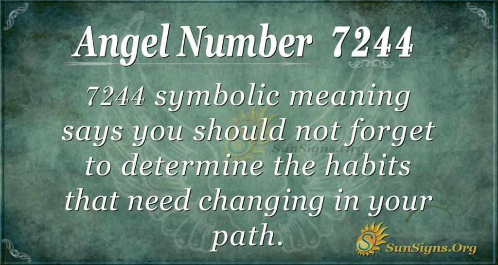 7244 angel number