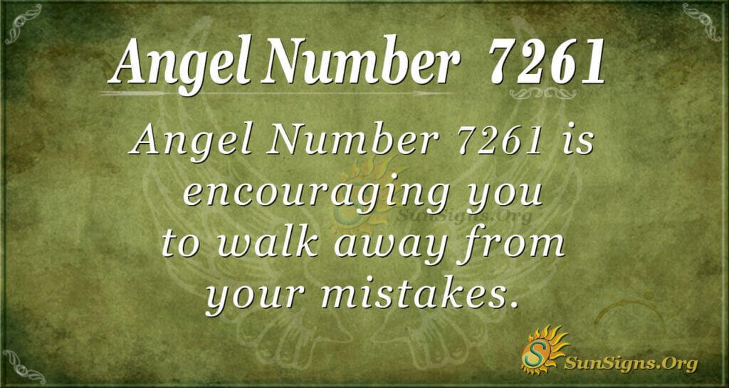 7261 angel number
