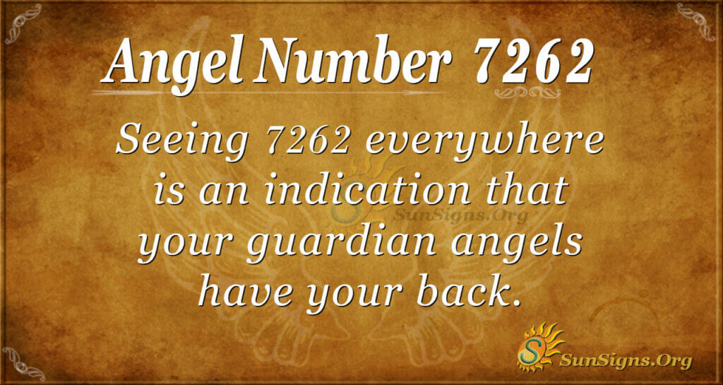 7262 angel number