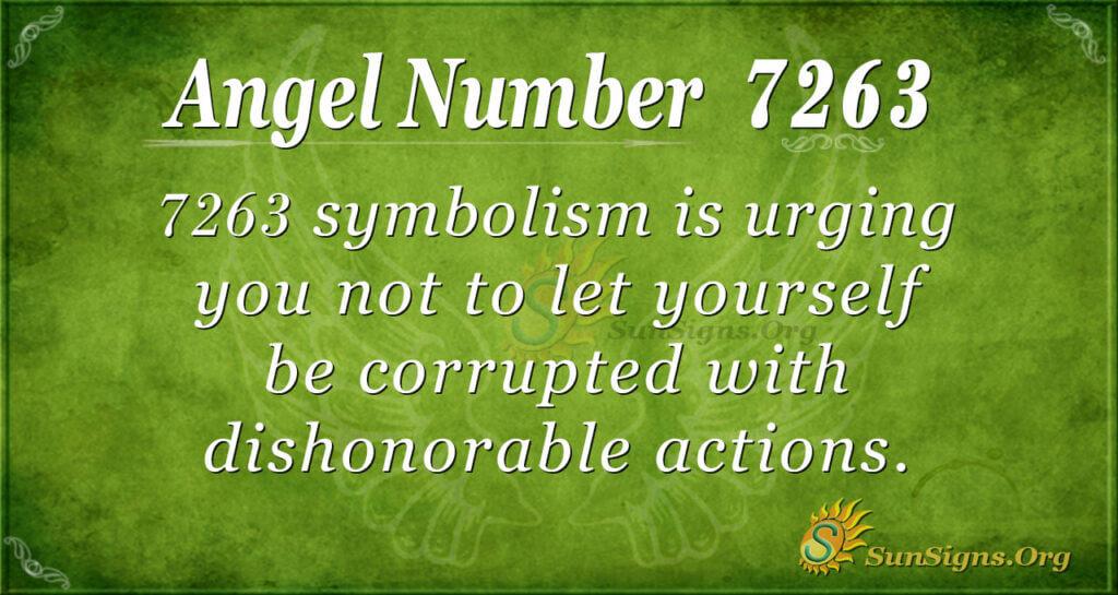 7263 angel number