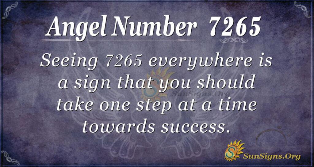 7265 angel number