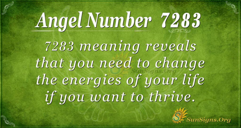 7283 angel number