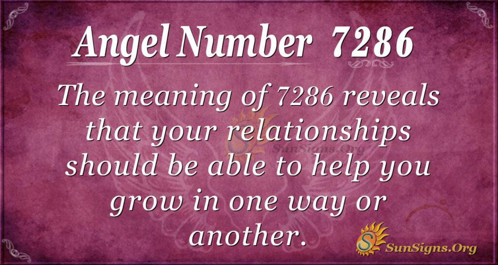 7286 angel number