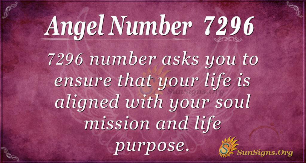 7296 angel number