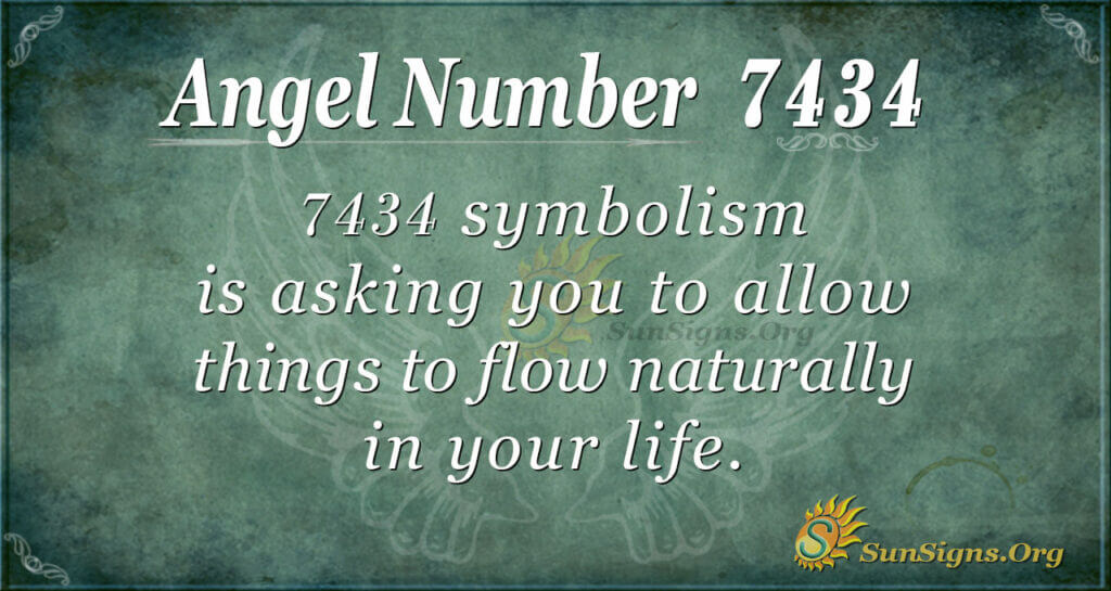 7434 angel number