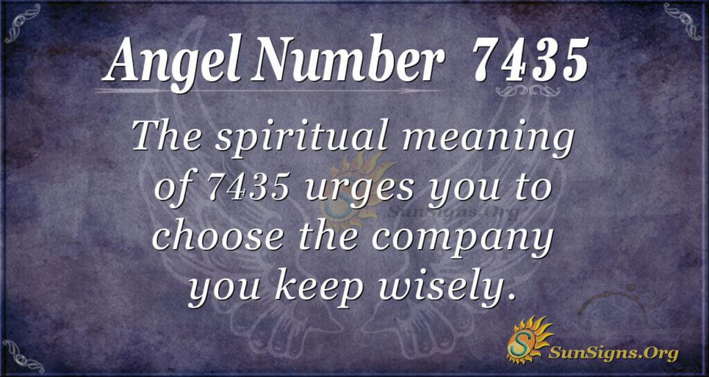 7435 angel number