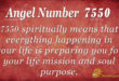 7550 angel number