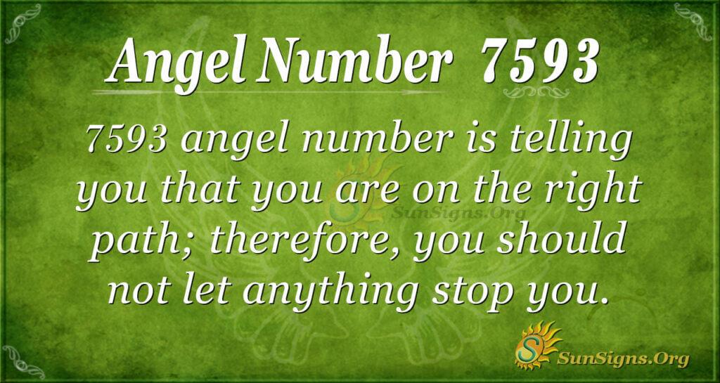 7593 angel number
