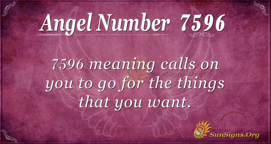 7596 angel number