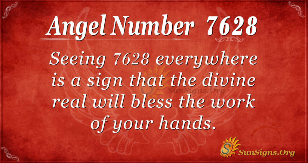 7628 angel number