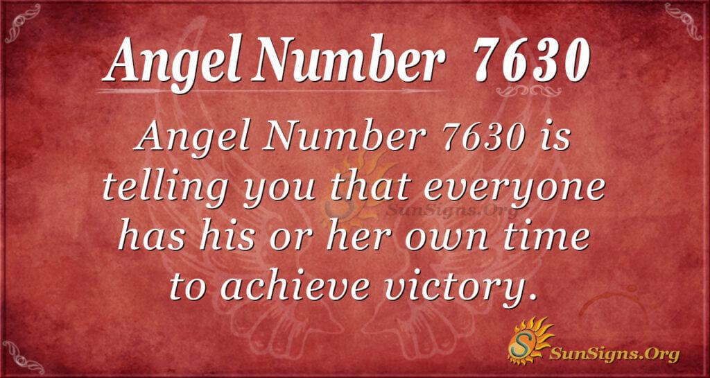 7630 angel number
