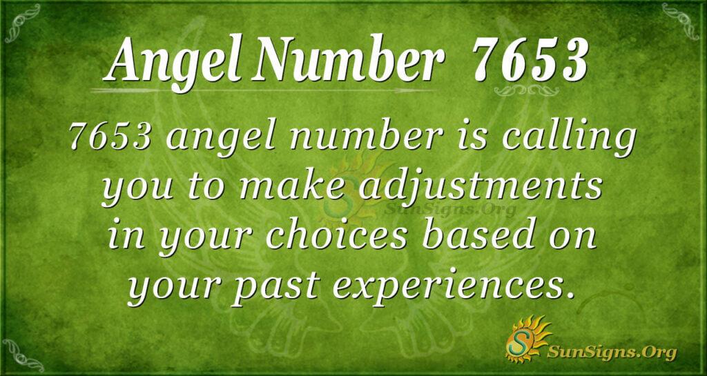 7653 angel number