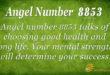 8853 angel number