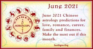 june 2021 chinese horoscope
