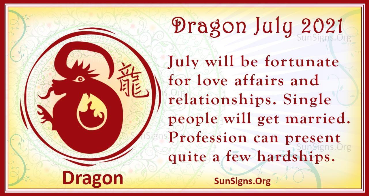 dragon july 2021