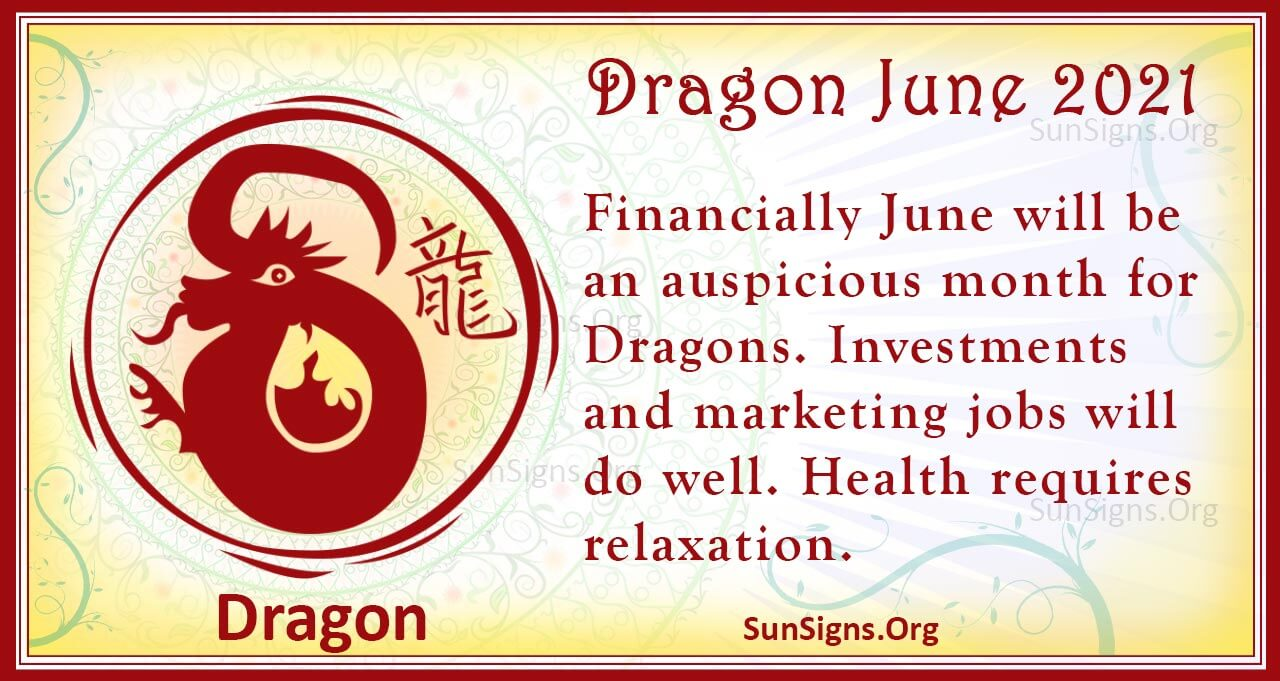 dragon june 2021