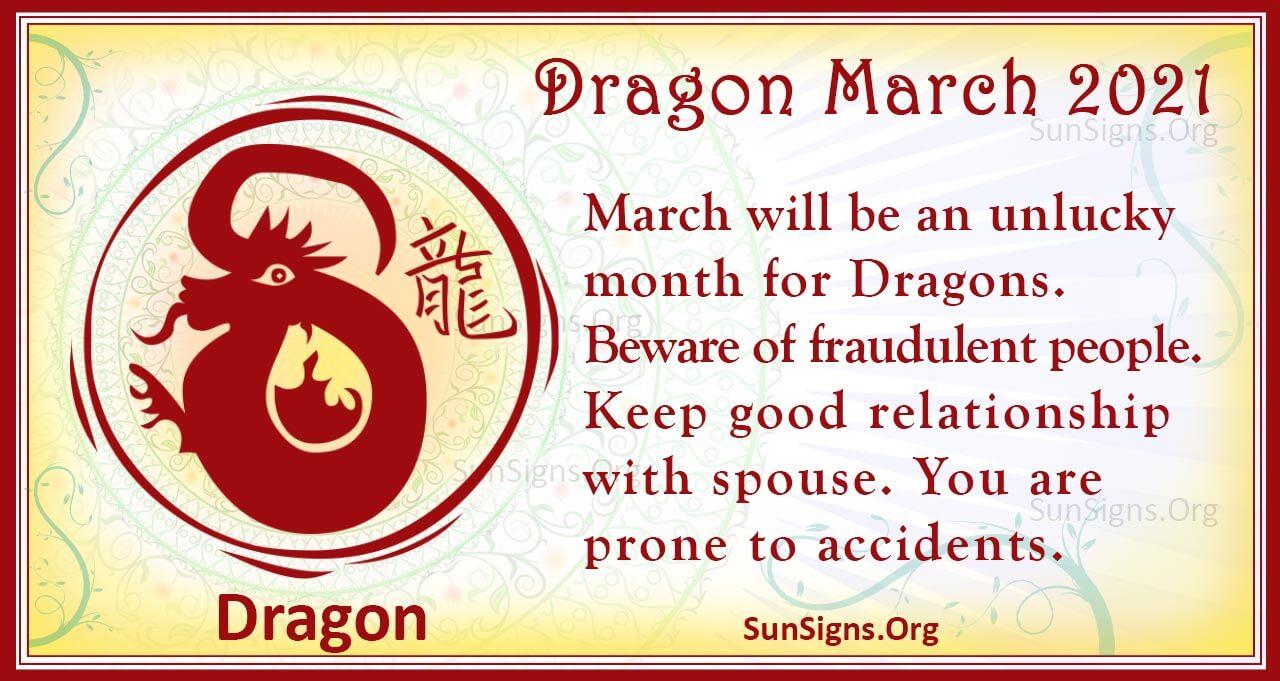 dragon march 2021