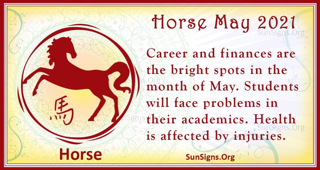 horse may 2021