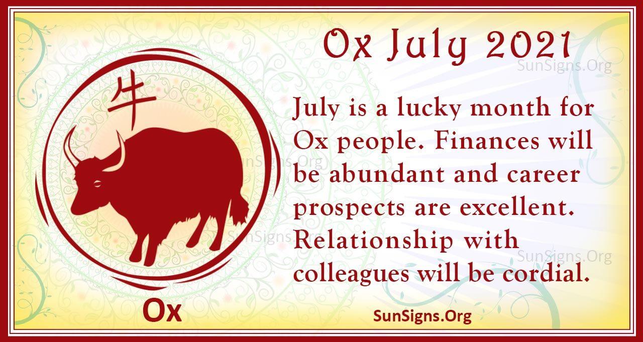 ox july 2021